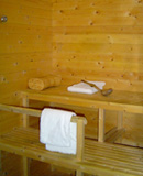 Sauna B&B Buitenwaard